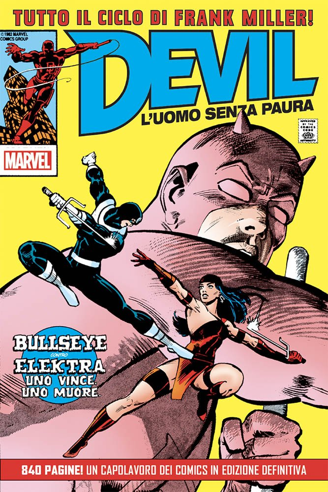 Amazon Marvel Daredevil Miller