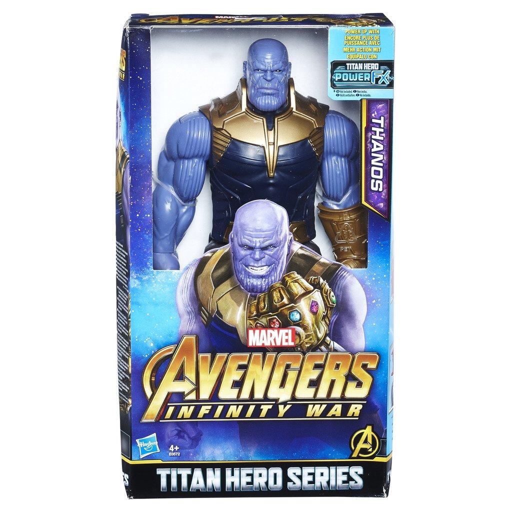 Amazon Marvel Thanos Action Figure