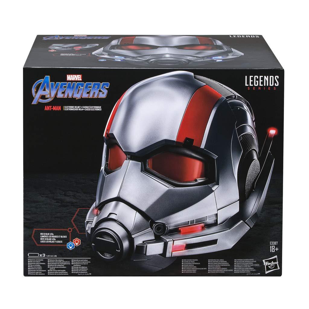 Amazon Marvel casco Antman