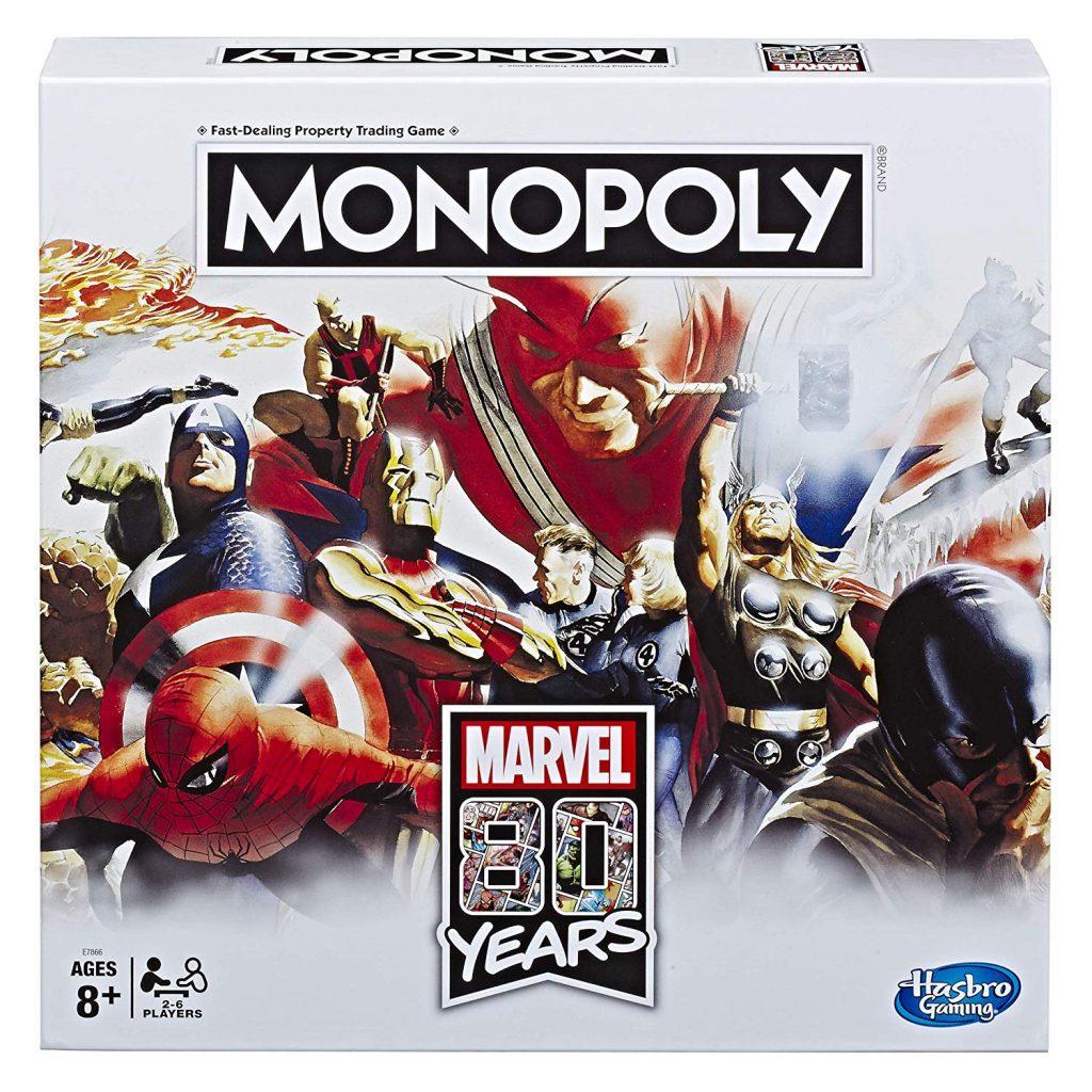 Amazon Marvel monopoly