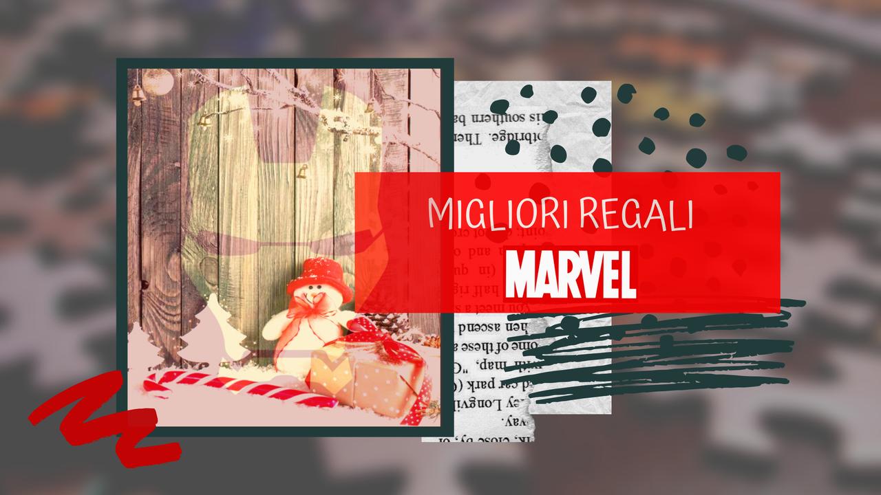 Amazon Marvel: la nostra guida ai regali di Natale thumbnail