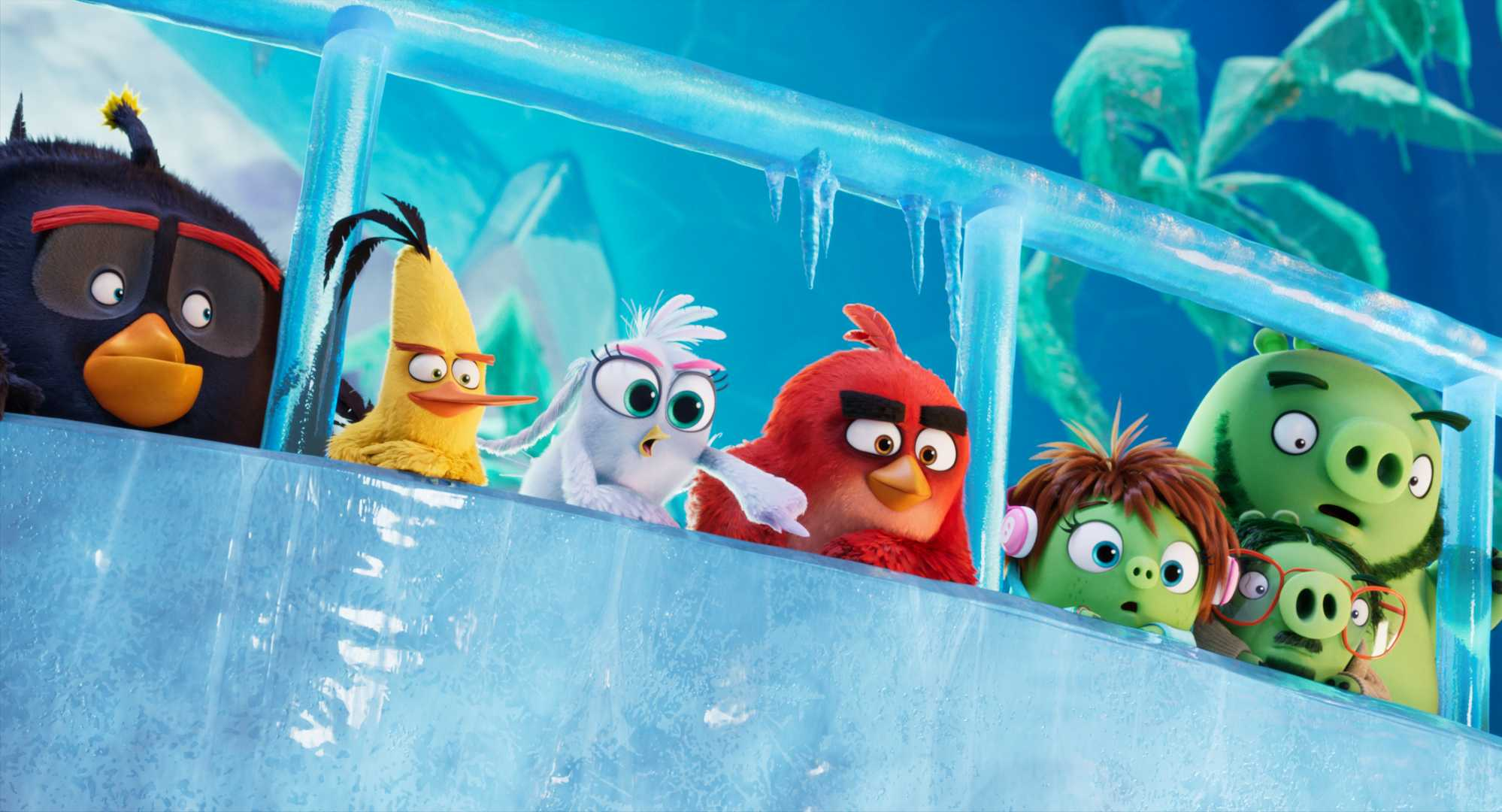 Gli Angry Birds tornano su Netflix thumbnail