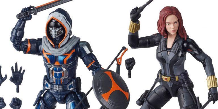 Black Widow Taskmaster