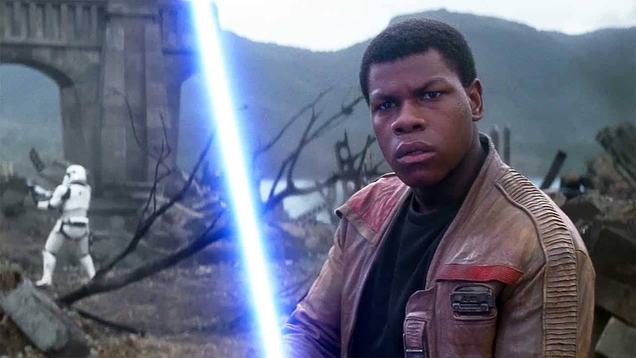 Star Wars: John Boyega chiarisce le dichiarazioni sul ritiro thumbnail