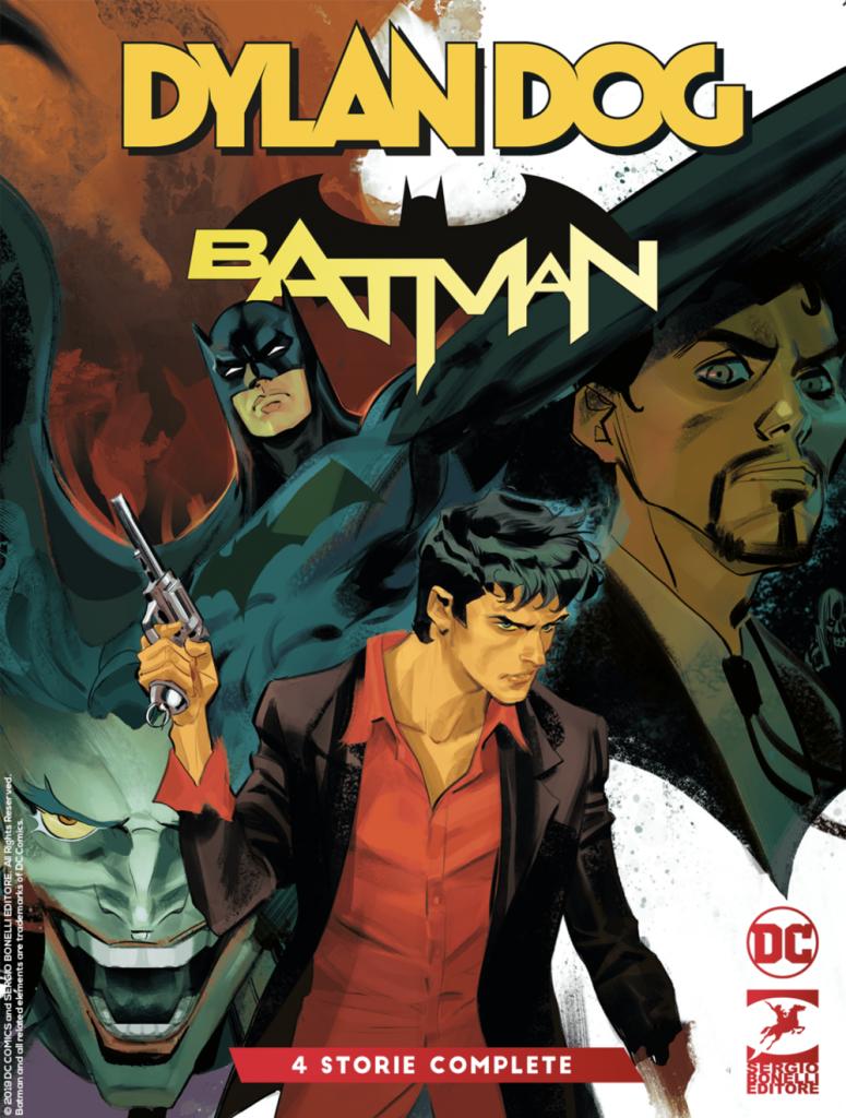 Dylan Dog/Batman