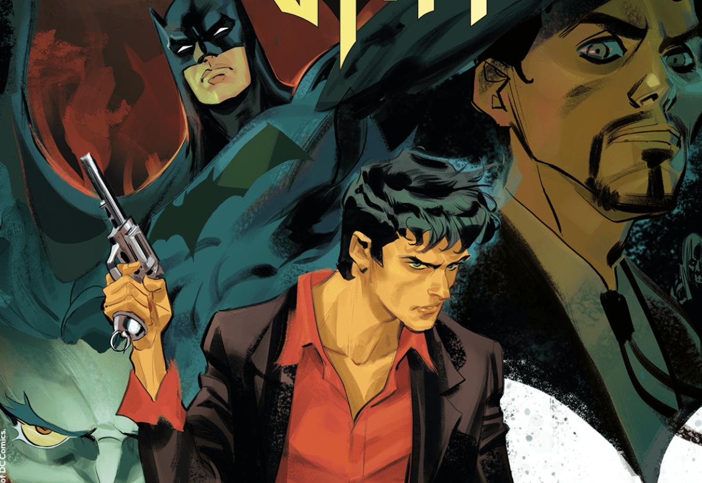 Dylan Dog/Batman: annunciata l'uscita del numero zero thumbnail