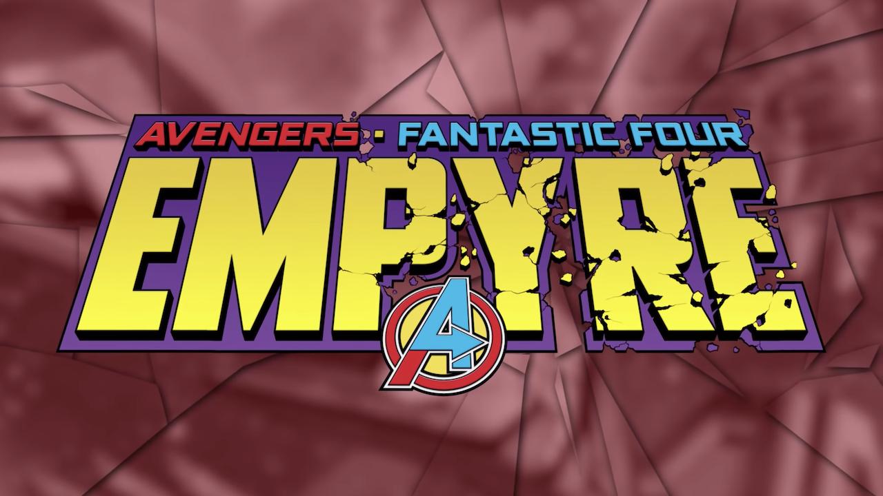 Empyre, il fumetto con Avengers e Fantastici Quattro thumbnail
