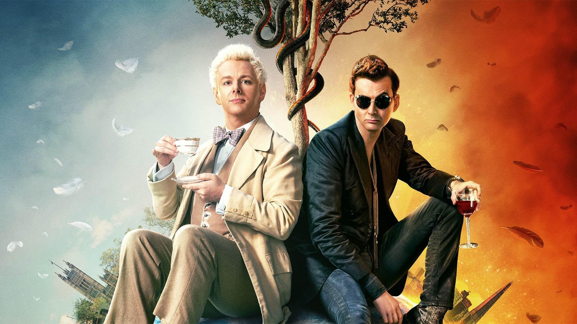 Good Omens, la serie approda in DVD e Blu-Ray thumbnail