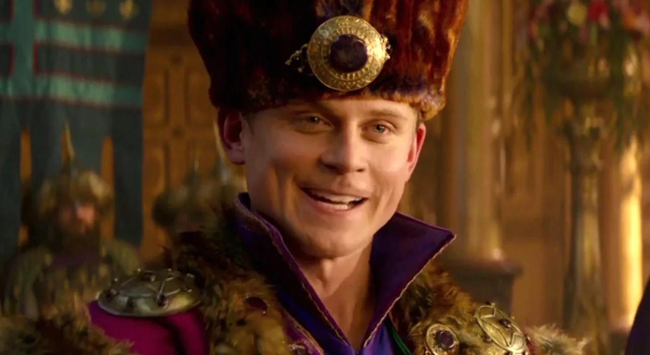 Il Principe Anders e lo spin off del live action di Aladdin thumbnail