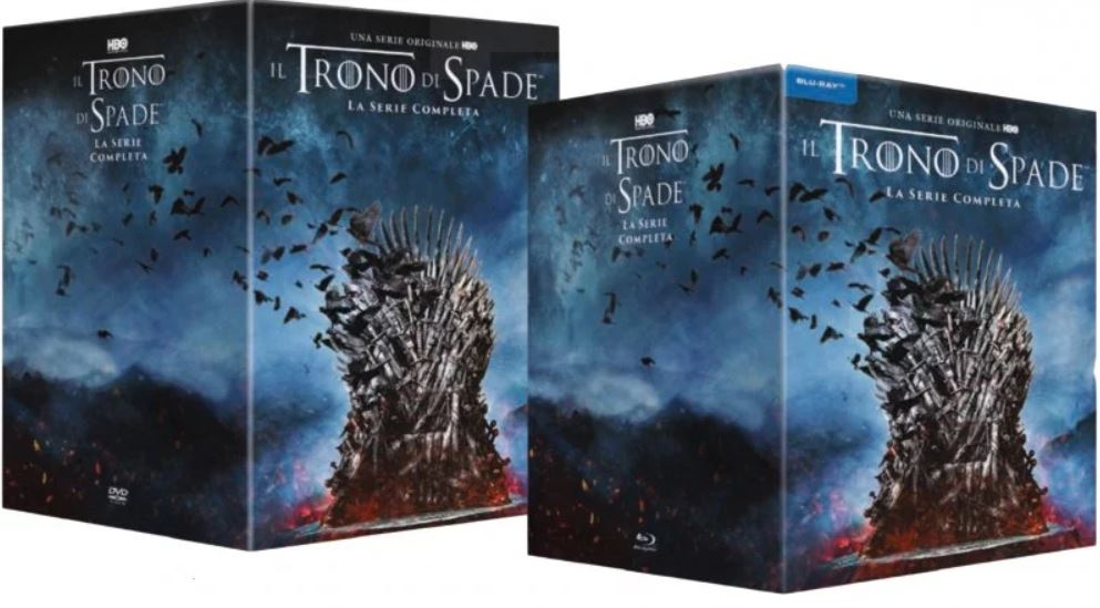 Il Trono di Spade - La serie completa arriva oggi in Home Video thumbnail