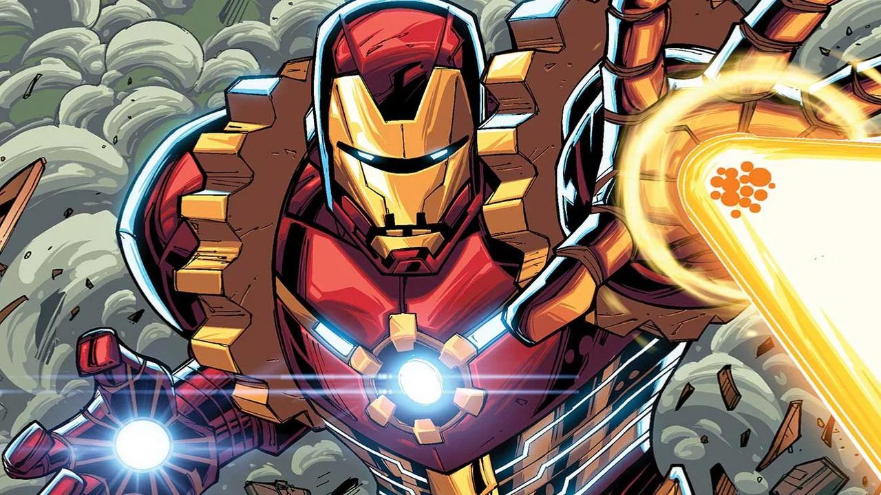 Iron Man 2020: il trailer della nuova serie Marvel Comics thumbnail