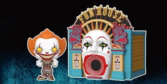 IT Funko Pop, quattro nuove figure dall'opera di Muschietti thumbnail