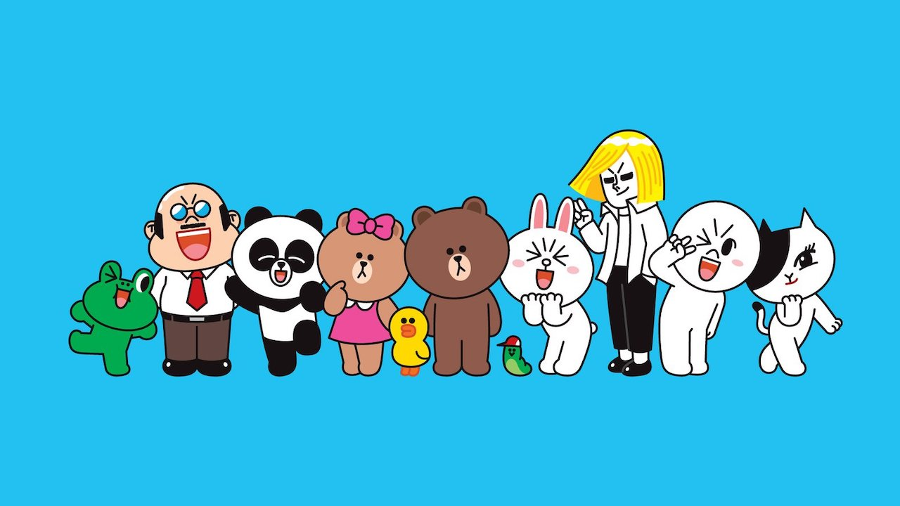 Line Friends: la futura serie animata Netflix thumbnail