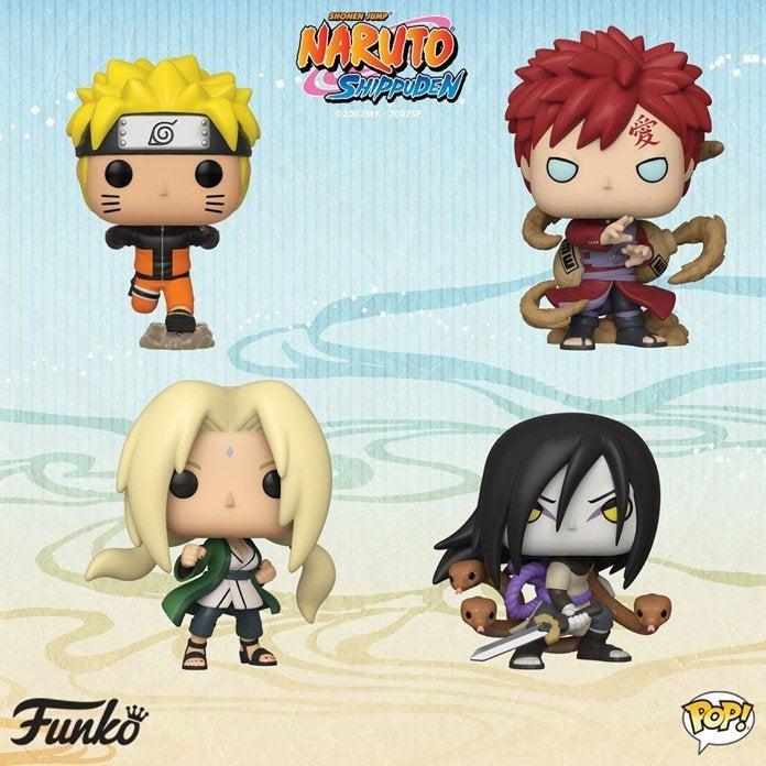 Naruto Funko Pop