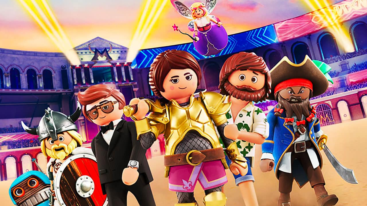 Playmobil: The Movie in anteprima nelle sale The Space Cinema thumbnail