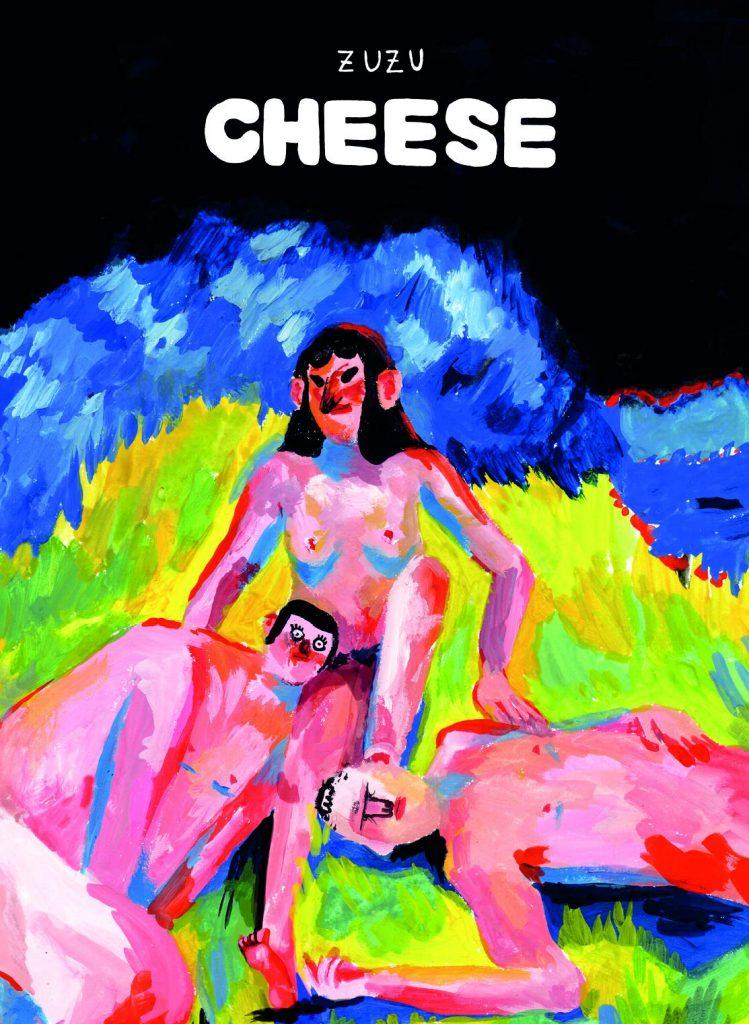 Quali fumetti regalare Cheese Zuzu