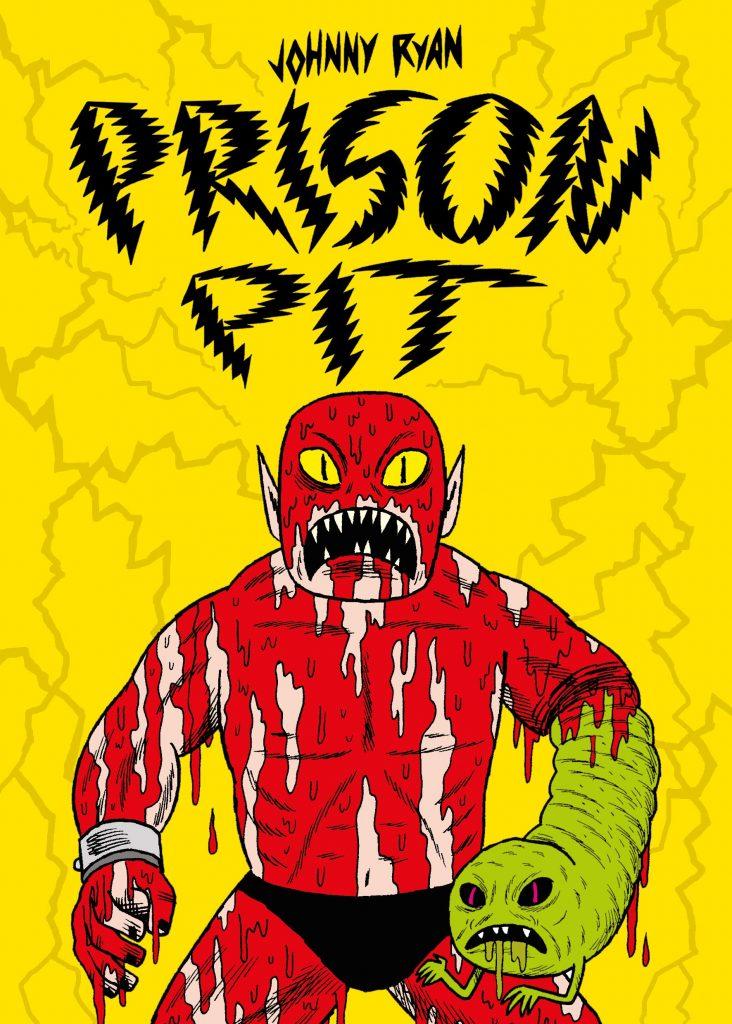 Quali fumetti regalare Prison Pit