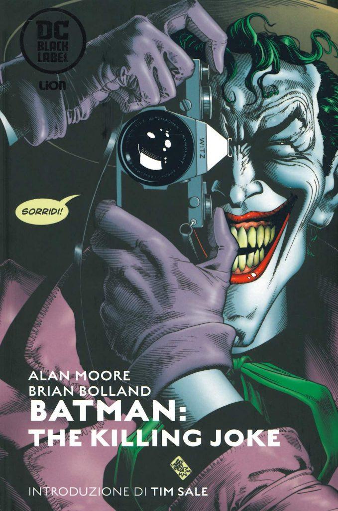 Quali fumetti regalare The Killing Joke