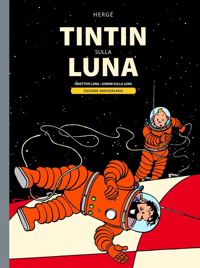 Quali fumetti regalare tintin sulla luna
