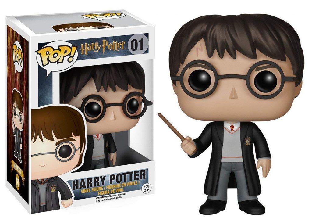 Regali Natale Harry Potter-Funko Pop
