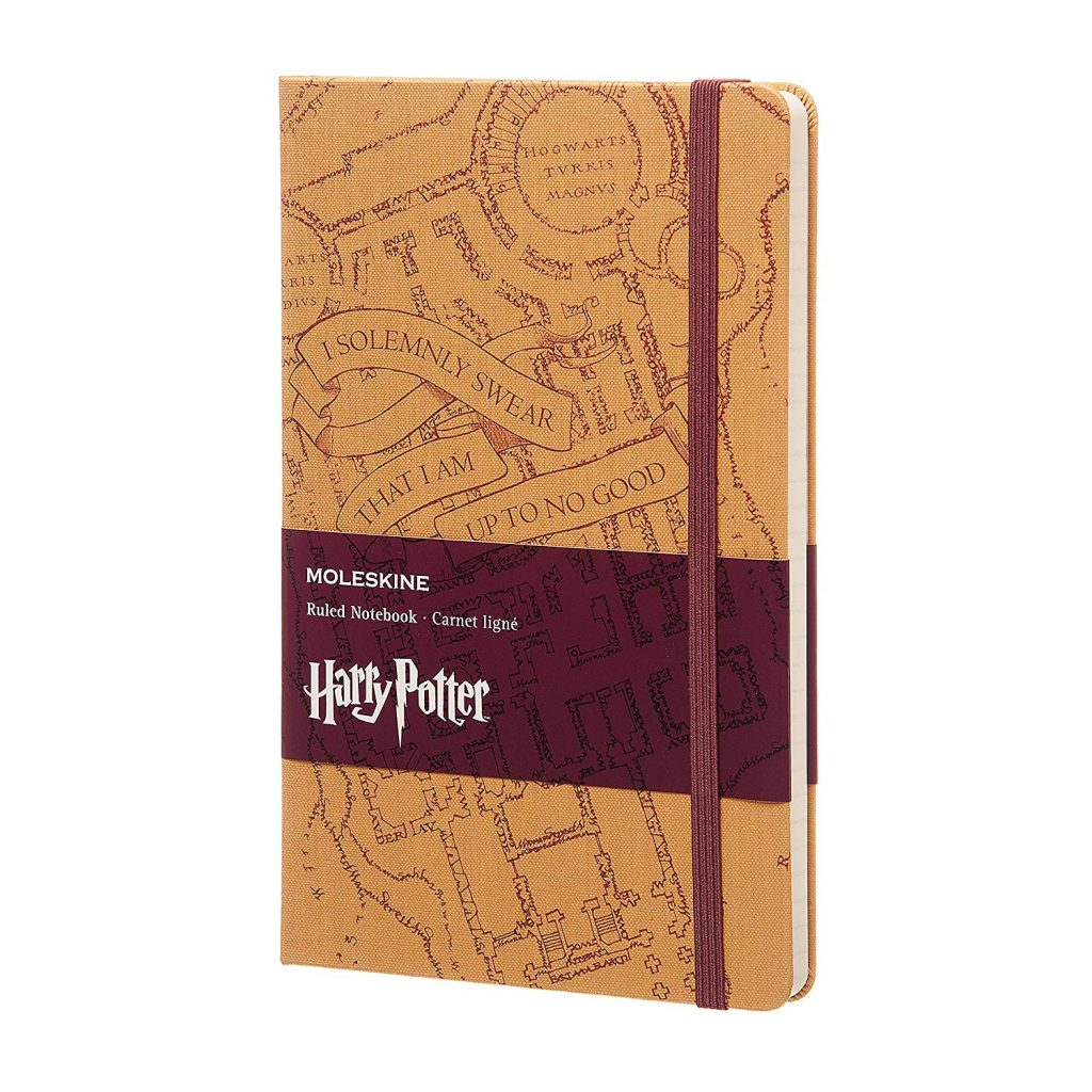 Regali Natale Harry Potter Moleskine