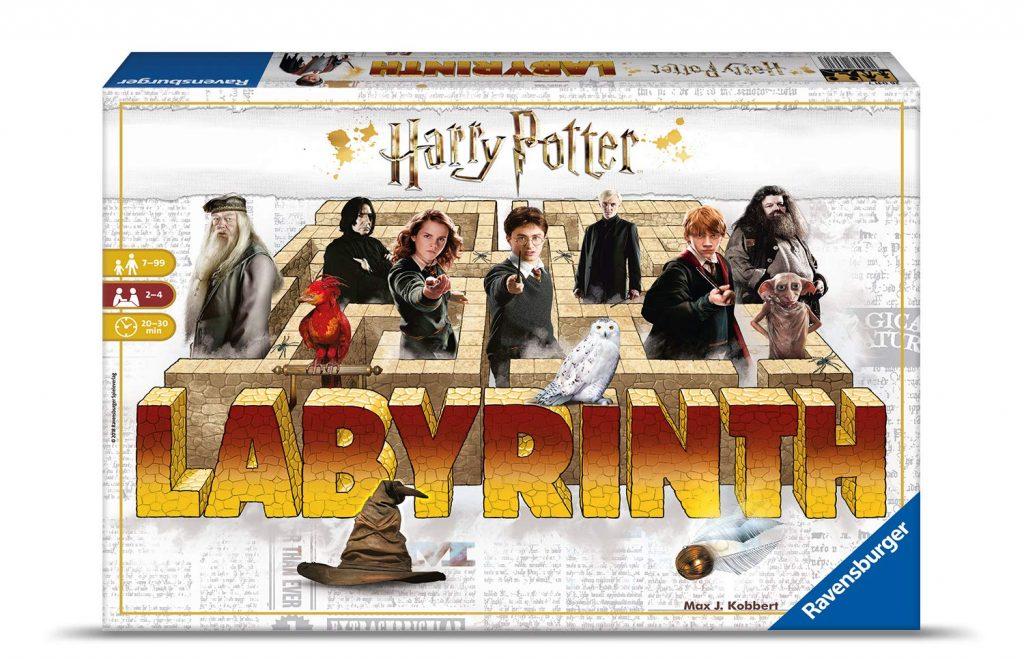 Regali Natale Harry Potter Ravensburger Labyrinth