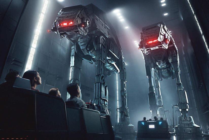 Star Wars: Galaxy's Edge, problemi per la nuova attrazione thumbnail