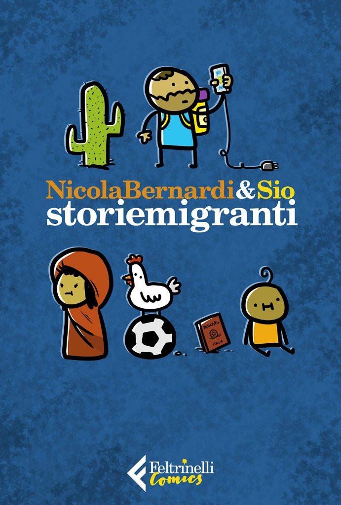 Storiemigranti di Nicola Bernardi & Sio Quali fumetti regalare