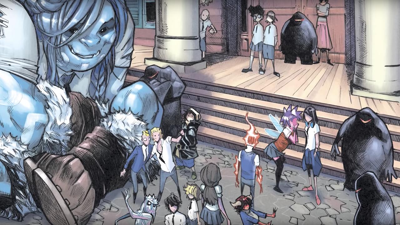 Strange Academy: la scuola di magia di Doctor Strange thumbnail