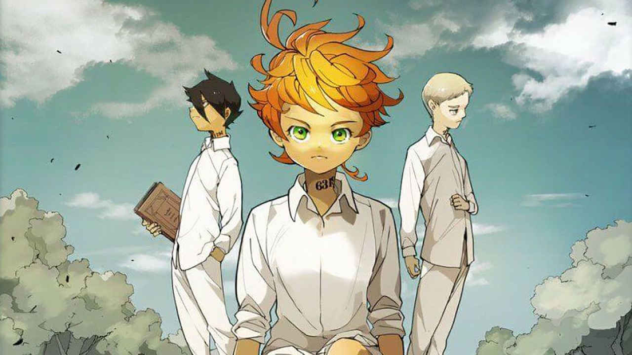 Un progetto speciale per The Promised Neverland thumbnail