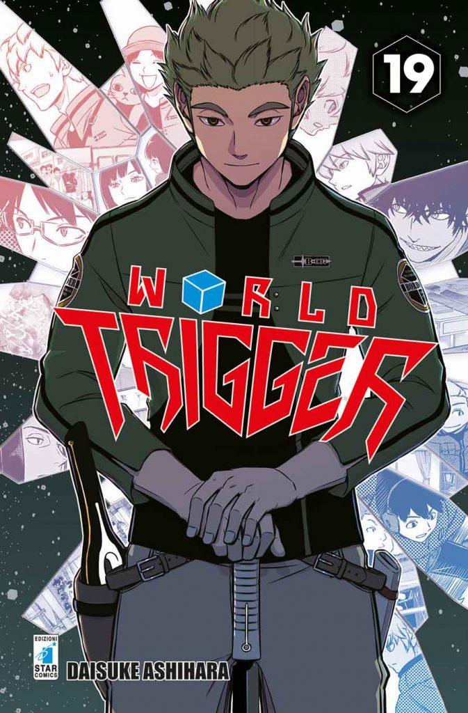 World trigger terza stagione