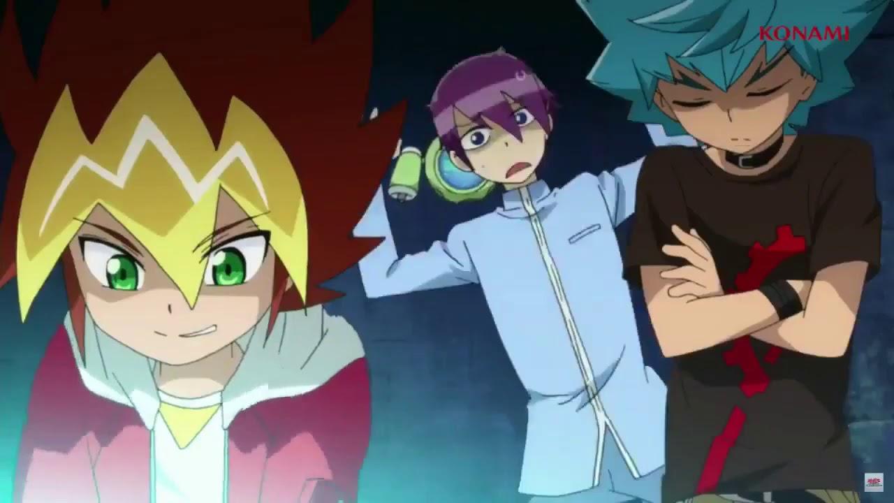 Yu-Gi-Oh Sevens: il primo trailer del nuovo anime thumbnail