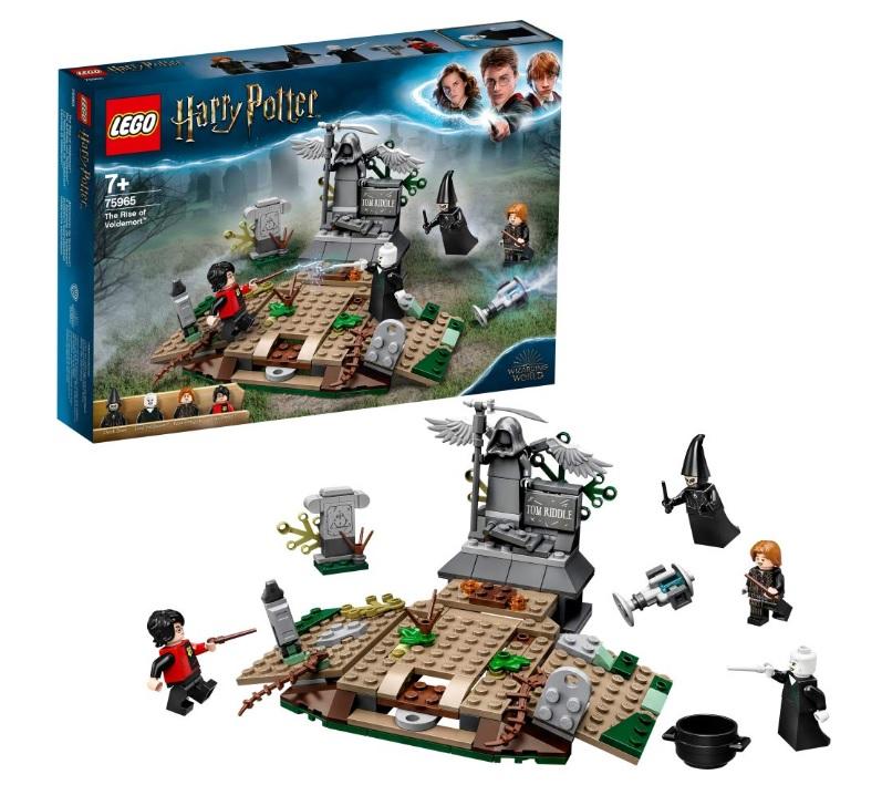 amazon LEGO- Harry Potter Ascesa di Voldemort