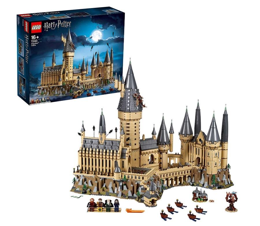 Amazon LEGO- Harry Potter Giocattolo Castello di Hogwarts