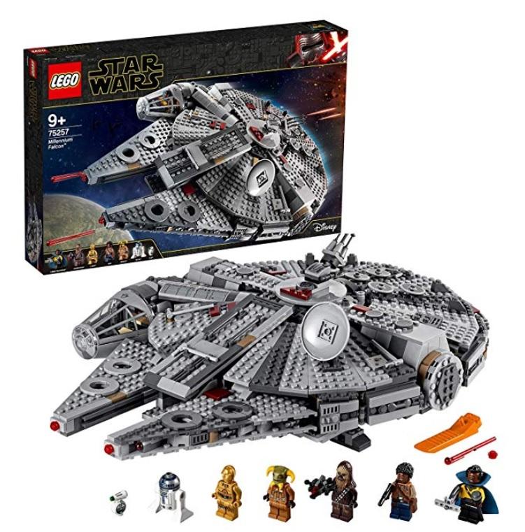 LEGO- Starwars Millennium Falcon