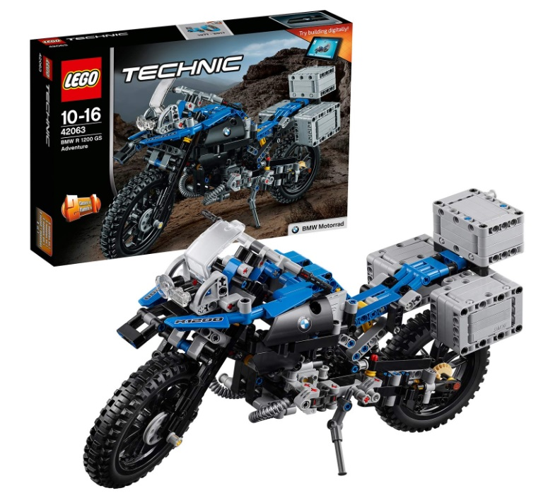 LEGO Technic 42063 - Set Costruzioni Bmw