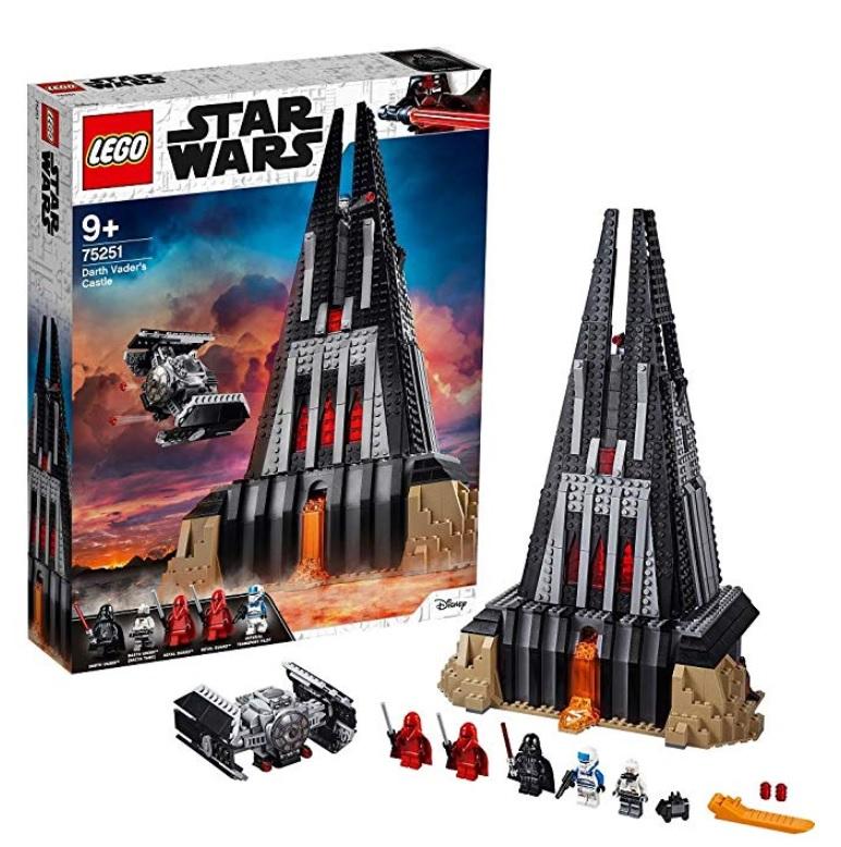 amazon Lego Star Wars TM Castello di Darth Vader