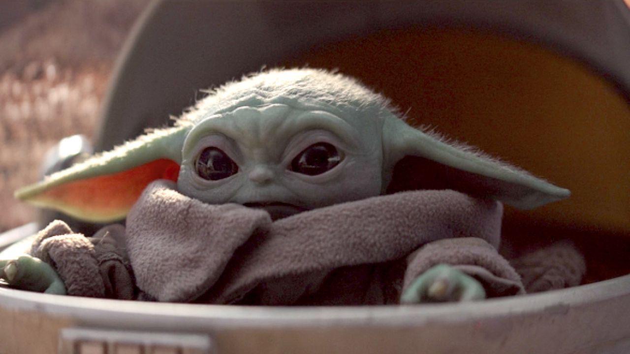 baby yoda mandalorian disney+ star wars