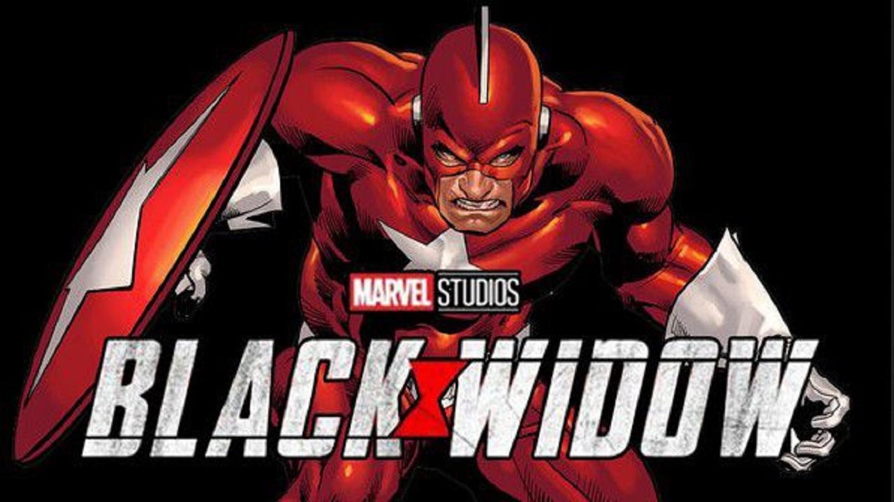 Black Widow: mostrato lo scudo del Guardiano Rosso thumbnail