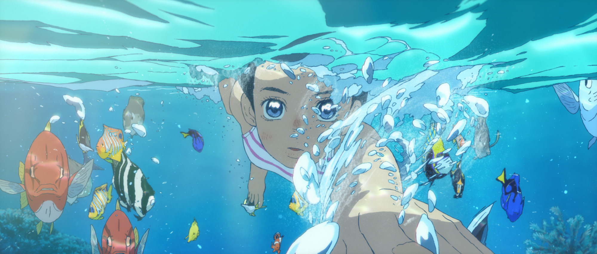 Children of the Sea: noi e l'universo | Recensione thumbnail
