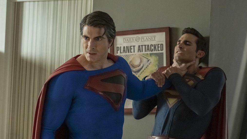 crisi sulle terre infinite superman