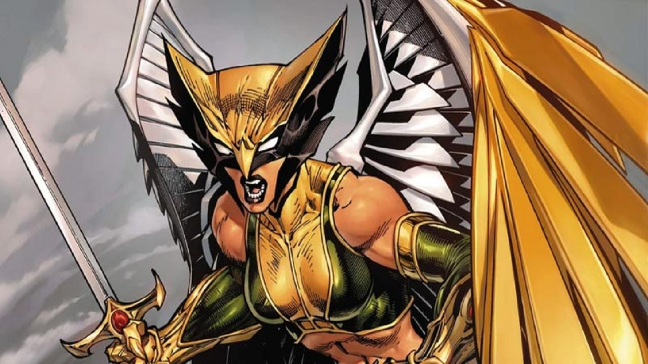 Dwayne Johnson commenta l'assenza di Hawkgirl da Black Adam thumbnail