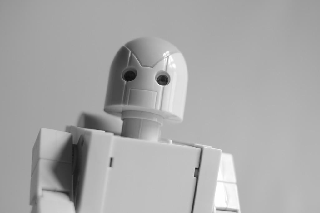 I Robot nei Fumetti: la conferenza alla mostra Io, Robotto thumbnail