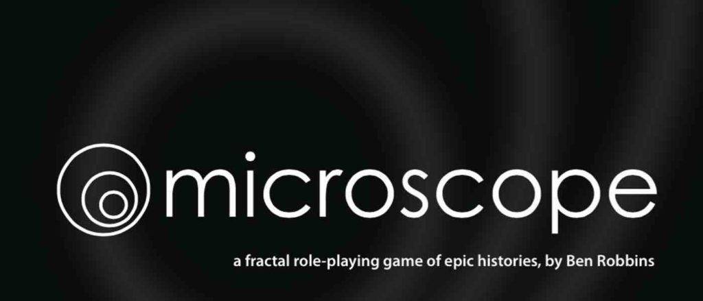 Microscope GDR: Gioco di Ruolo...frattale? thumbnail