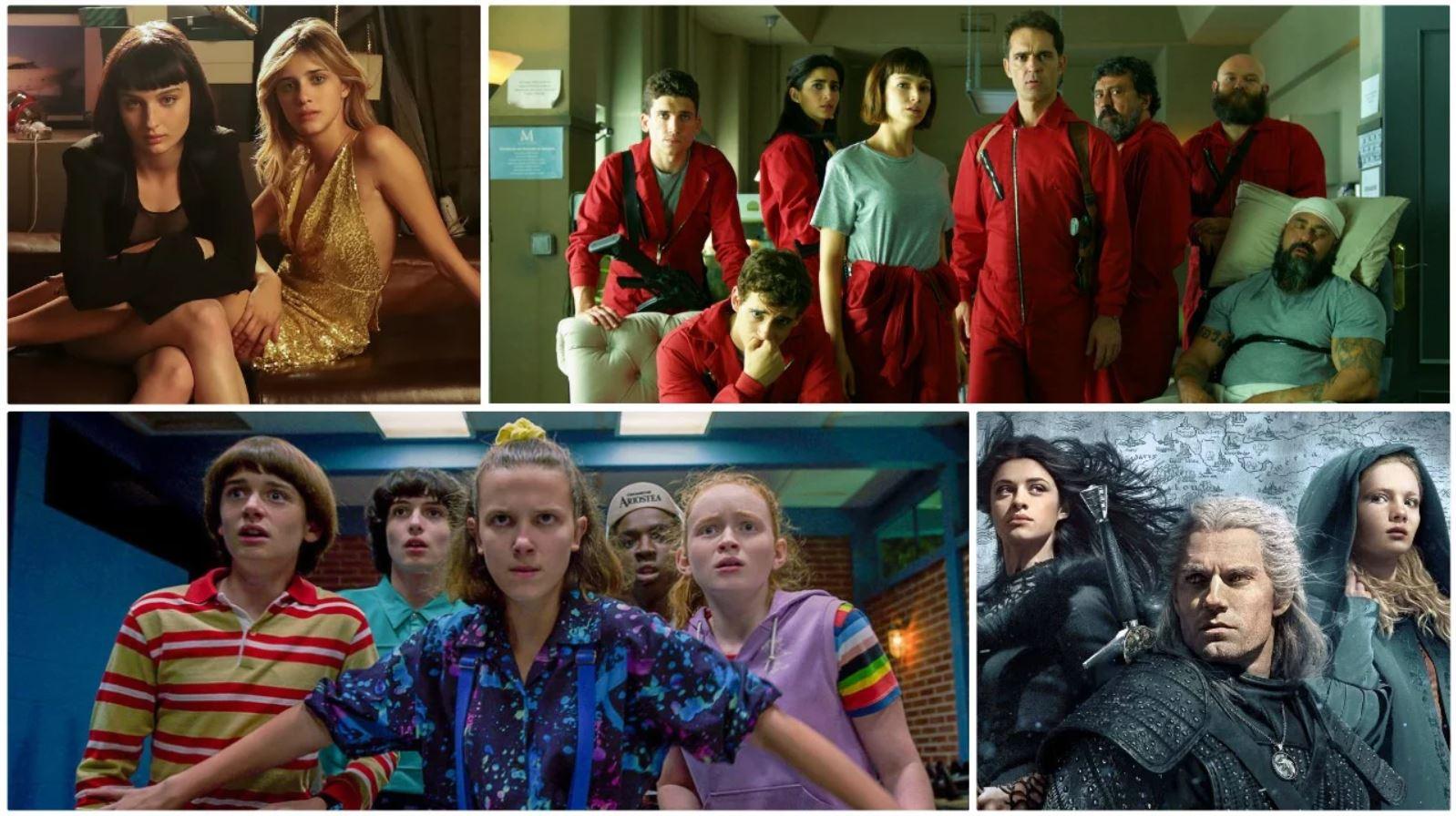 Qual è la serie Netflix più vista nel 2019? thumbnail