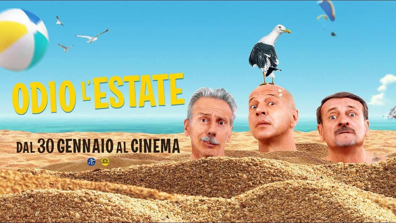 Odio l'estate, trailer del film di Aldo, Giovanni e Giacomo thumbnail
