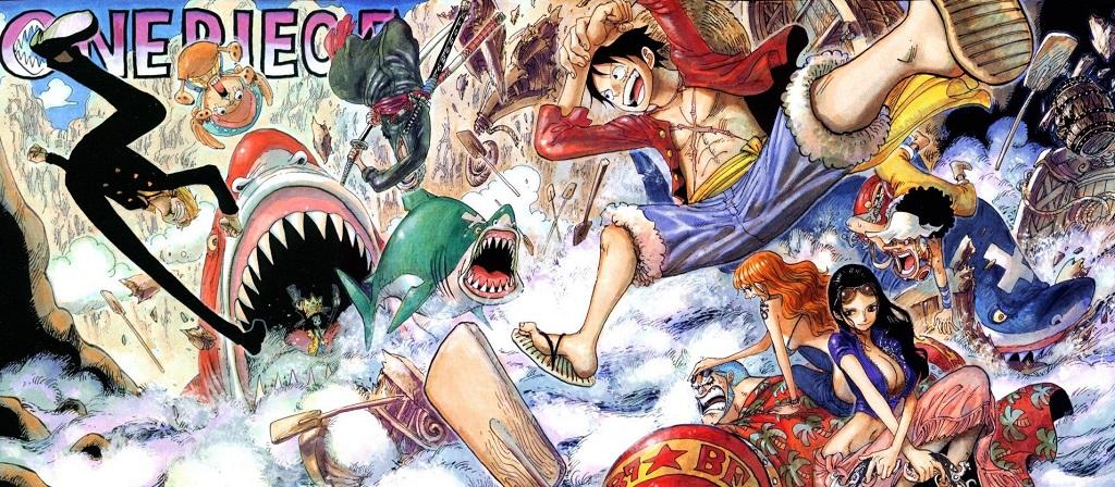 One Piece ha raggiunto i 470 milioni di volumi stampati nel mondo thumbnail