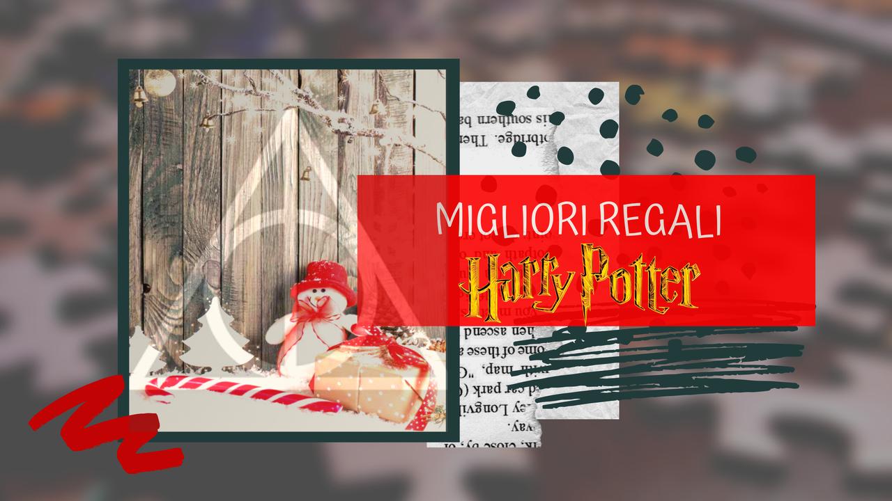 Regali Natale Harry Potter: la nostra guida all'acquisto thumbnail