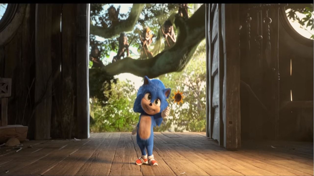 Sonic The Hedgehog: il nuovo trailer presenta Baby Sonic thumbnail