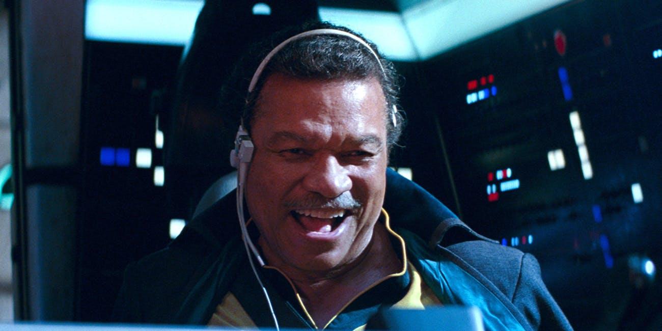 Lando Calrissian: il nome completo svelato in Episodio IX thumbnail